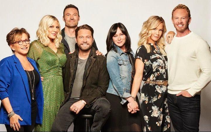 El regreso más esperado: vuelve la serie Beverly Hills 90210. ¿Cómo lucen hoy los actores? 1
