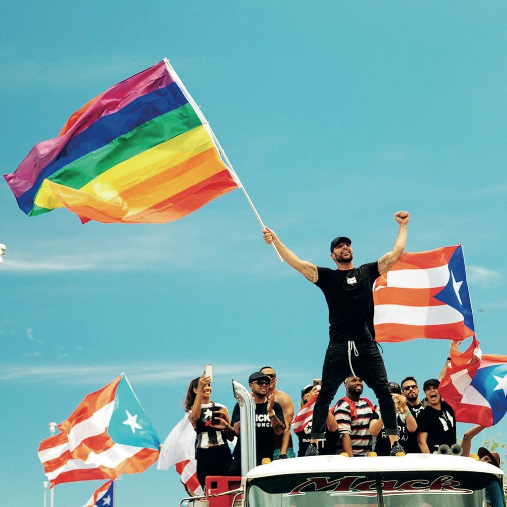 Ricky Martin deja su carrera musical para… ¿convertirse en político? 2