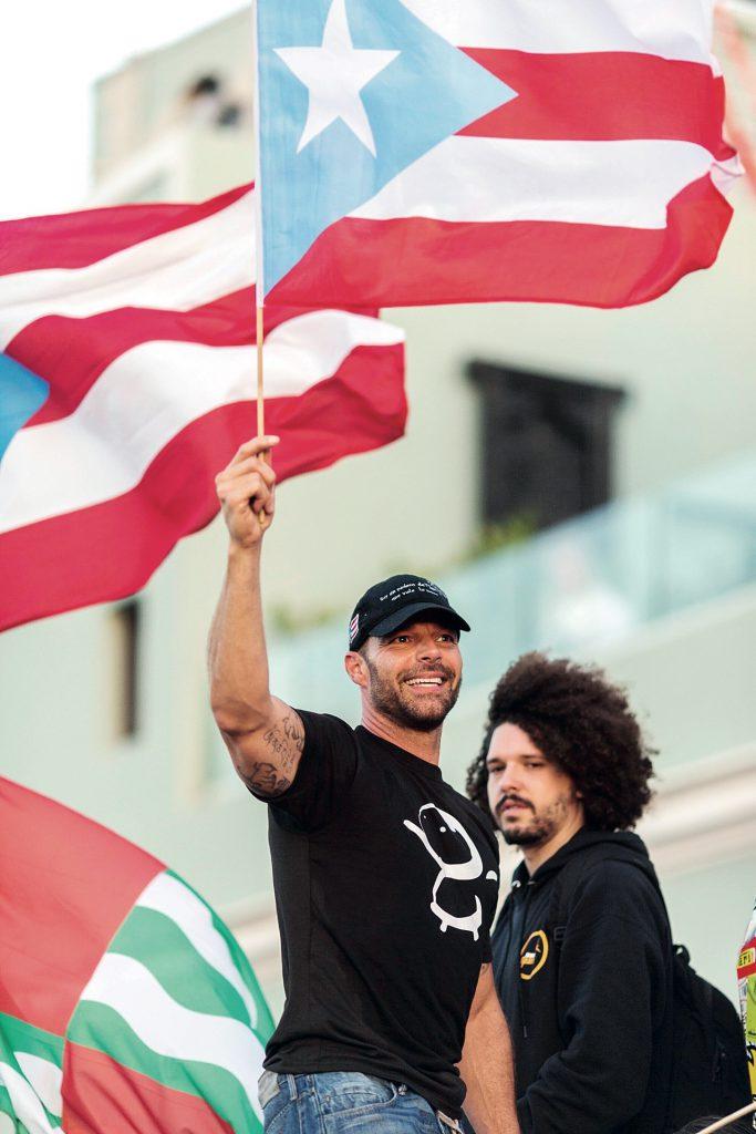 Ricky Martin deja su carrera musical para… ¿convertirse en político? 1