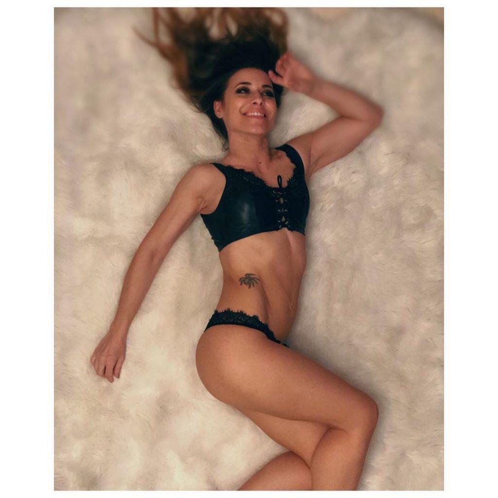 Mariana Brey publicó fotos hot y sus fans enloquecieron