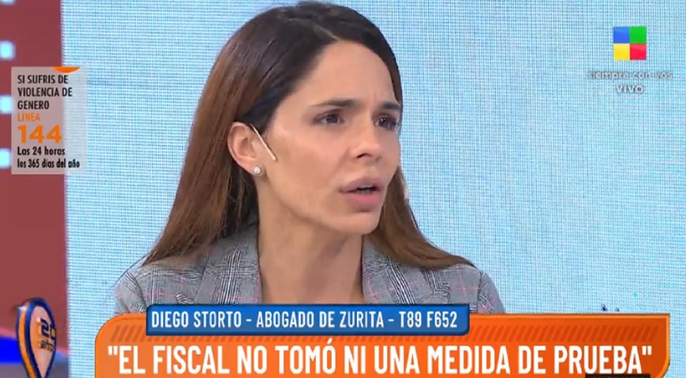 "Melisa Zurita habló con Intrusos tras el ataque de la ex de su marido: ""Sé que si sale de la cárcel me va a venir a matar"""